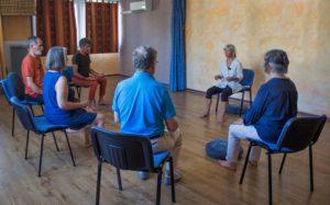 Méditation et Mouvement par Marie-Christine Belnand le sens du mouvement